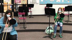 6th Grade Trombones