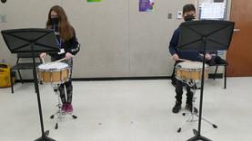 6th Grade Percussion (A Band)