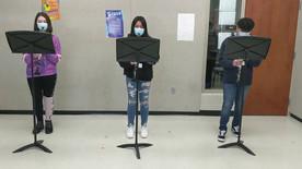 8th Grade Clarinet Trio