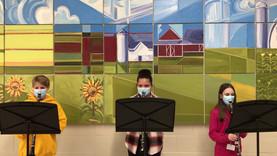 6th Grade Clarinet Trio