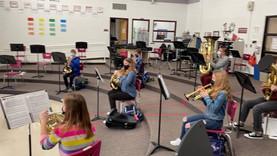 7th Grade Brass Ensemble