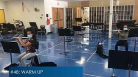 Jefferson 6th Grade Flutes and Saxophones