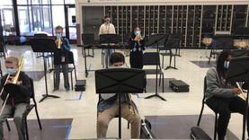 7th Grade Brass & Percussion