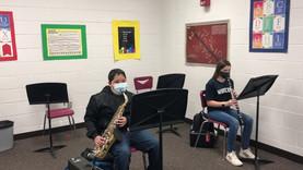 6th Grade Clarinet and Saxophones