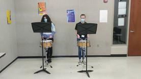8th Grade Percussion