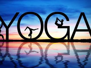 YOGA - now, tomorrow, forever