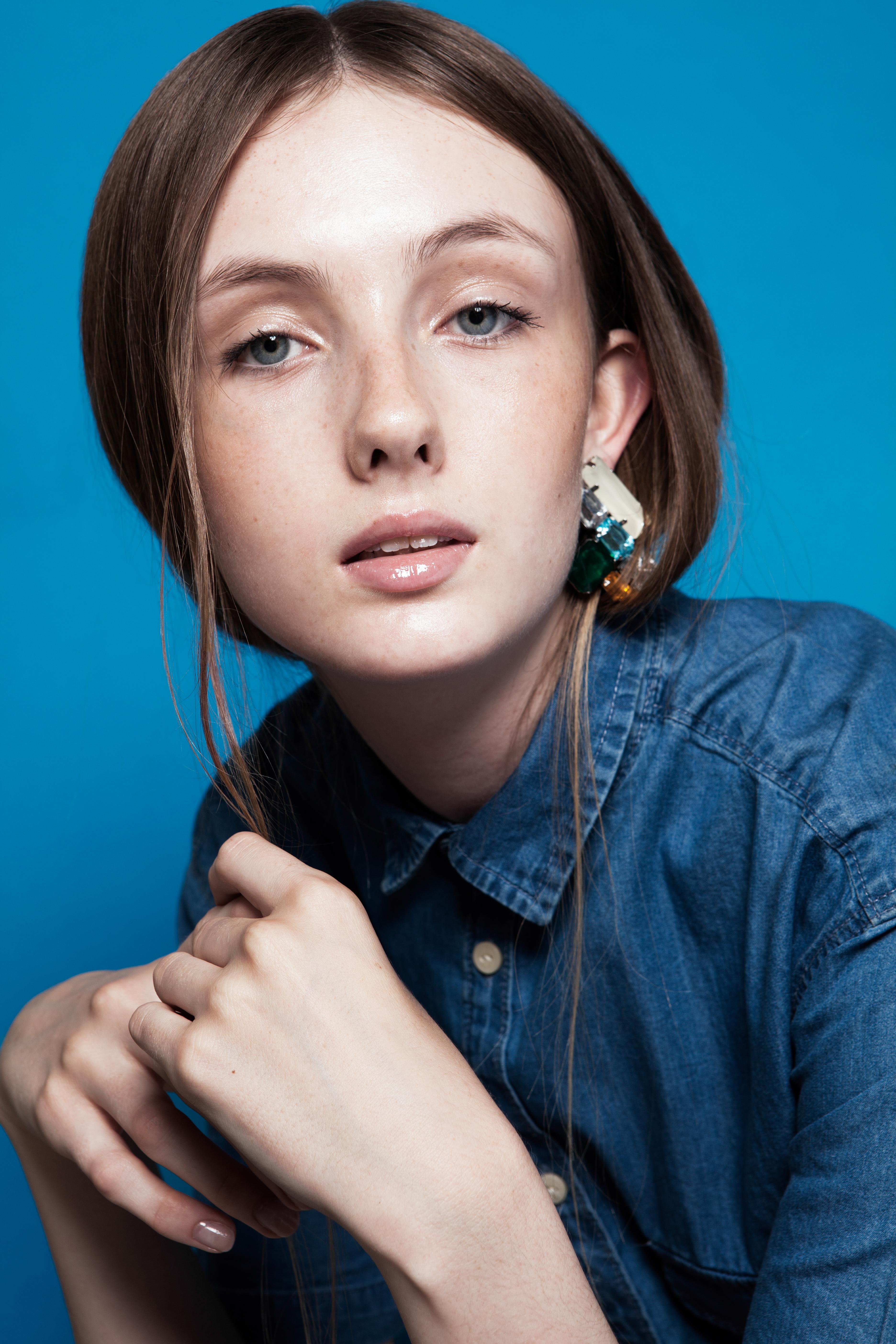 Photo Mary Savvidou. Model Jessica.