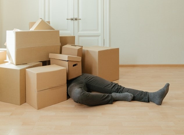 Thinking of Moving Yourself? 4 Reasons to Hire a Raleigh Moving Company