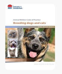 NSW Code of Practice Breeding Dogs