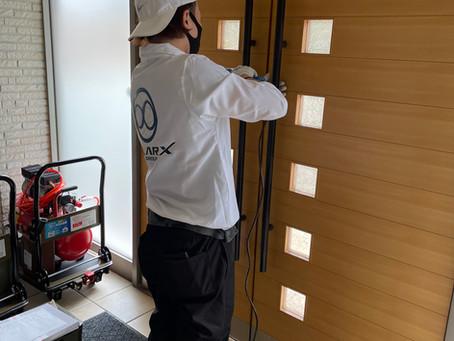 NRC触媒  ビル・マンション共用部施工