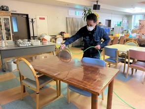 北海道で3回目の「緊急事態宣言」が発令、NRCコーティングの施工依頼数増加