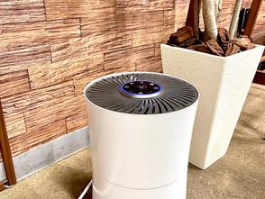 Kirala Air(ハイブリッド空気清浄機)を社内設置し8ヶ月が経過しました
