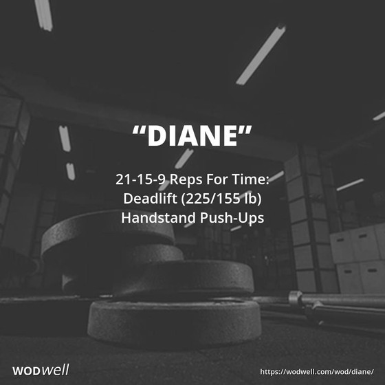 Last Days of Supplement Sale and Diane