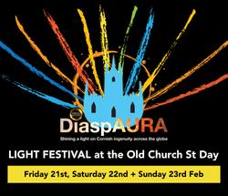 DiaspAURA LIGHT FESTIVAL