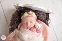 Newborn Luisa - 9 dias