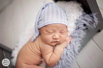 Newborn Yudi - 9 dias