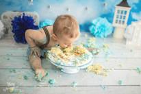 Felipe - Smash the cake