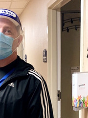 Meet Our Respiratory Therapists: Chris Hoskins