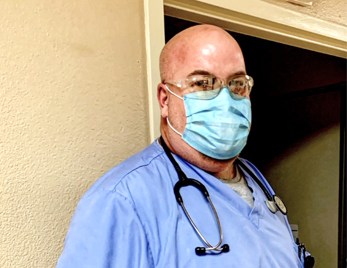 Meet Our Respiratory Therapists: Cagle Daniels