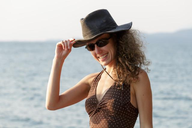 Melissa Hinz in Montana