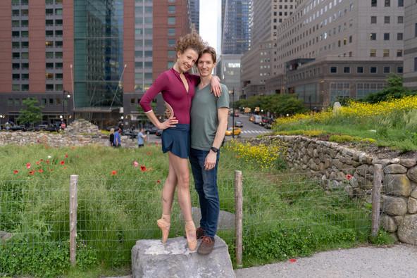 Melissa & Keenan