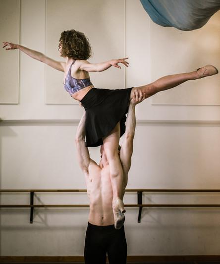 Melissa Hinz & Gino Bloomberg
