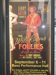 The Will Rogers Follies National Tour starring Larry Gatlin