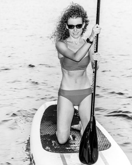 Summer On The Lake - Melissa Hinz