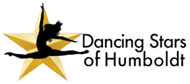 Dancing Stars of Humboldt Logo