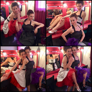Melissa Hinz & Jessi Trauth