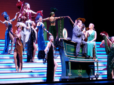 The Will Rogers Follies National Tour