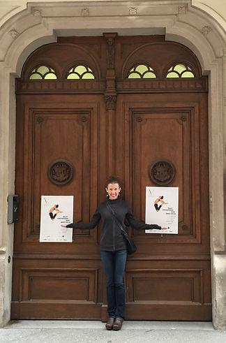Melissa Hinz, Vienna, Austria