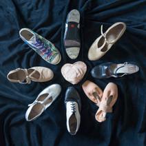 I love my dance shoes!
