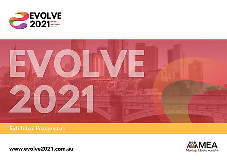 Evolve 2021 Conference - Exhibitor Prosp