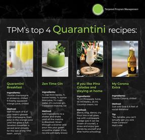 Top 4 Quarantini recipes