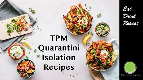 Quarantini Isolation Recipe Book