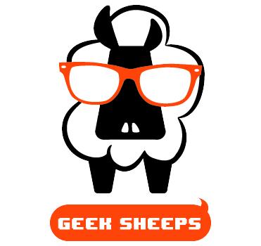 Geek Sheeps Logo