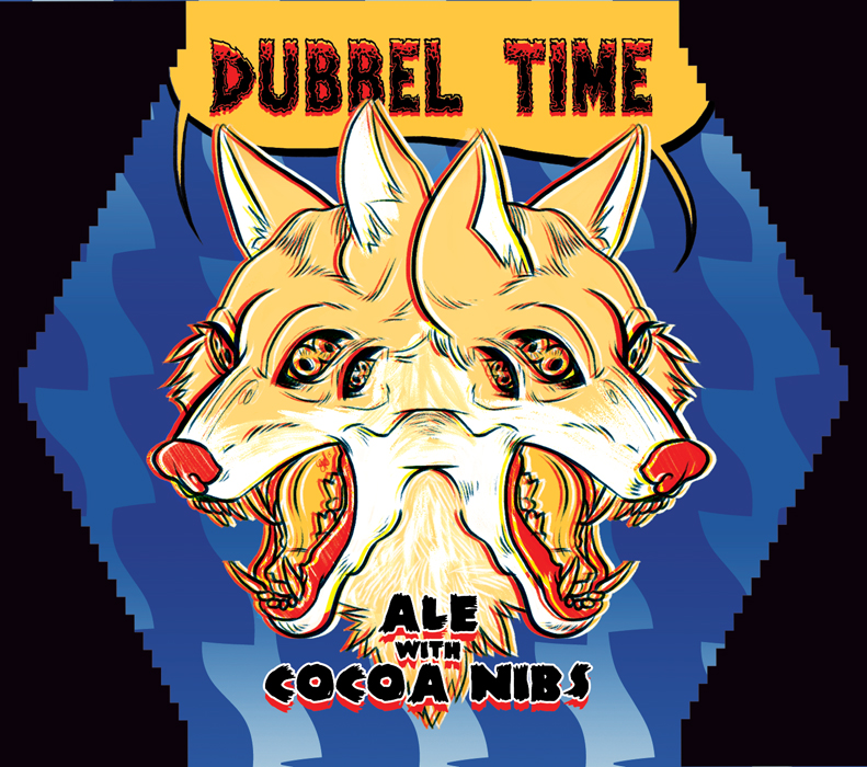 Arcade Brewery Dubbel Time