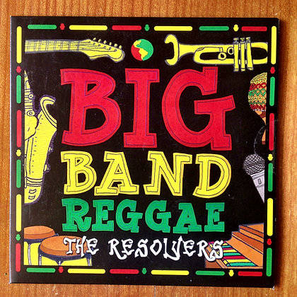 Big Band Reggae CD