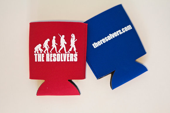 Evolution Logo Koozie