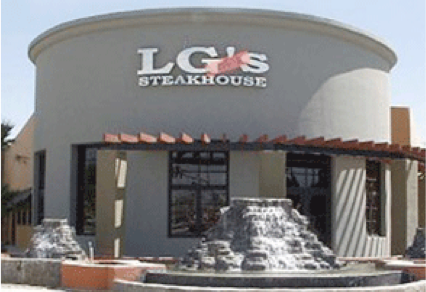 LG's Prime Steak House