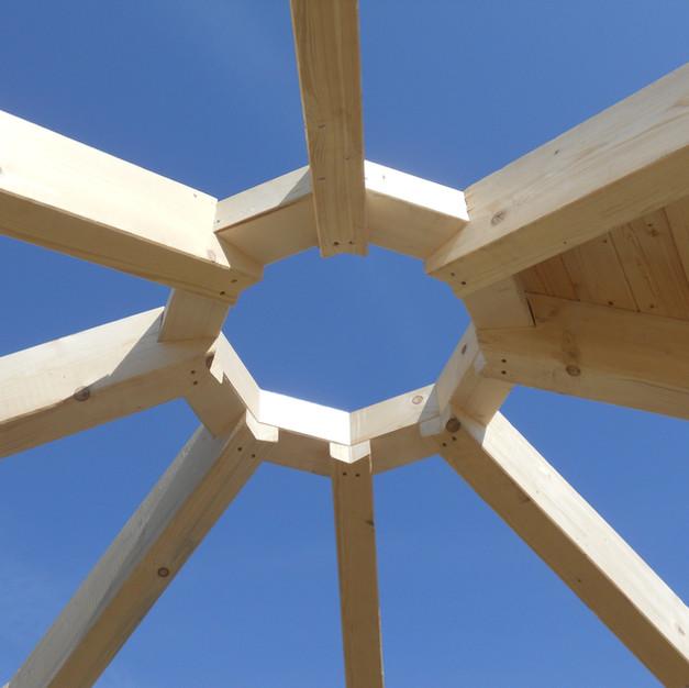 Besondere Holzkonstruktionen