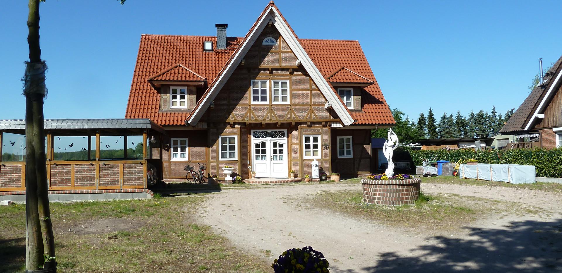 WENCK Holzbau-Konzepte - Norddeutsche Tradition - Fachwerk