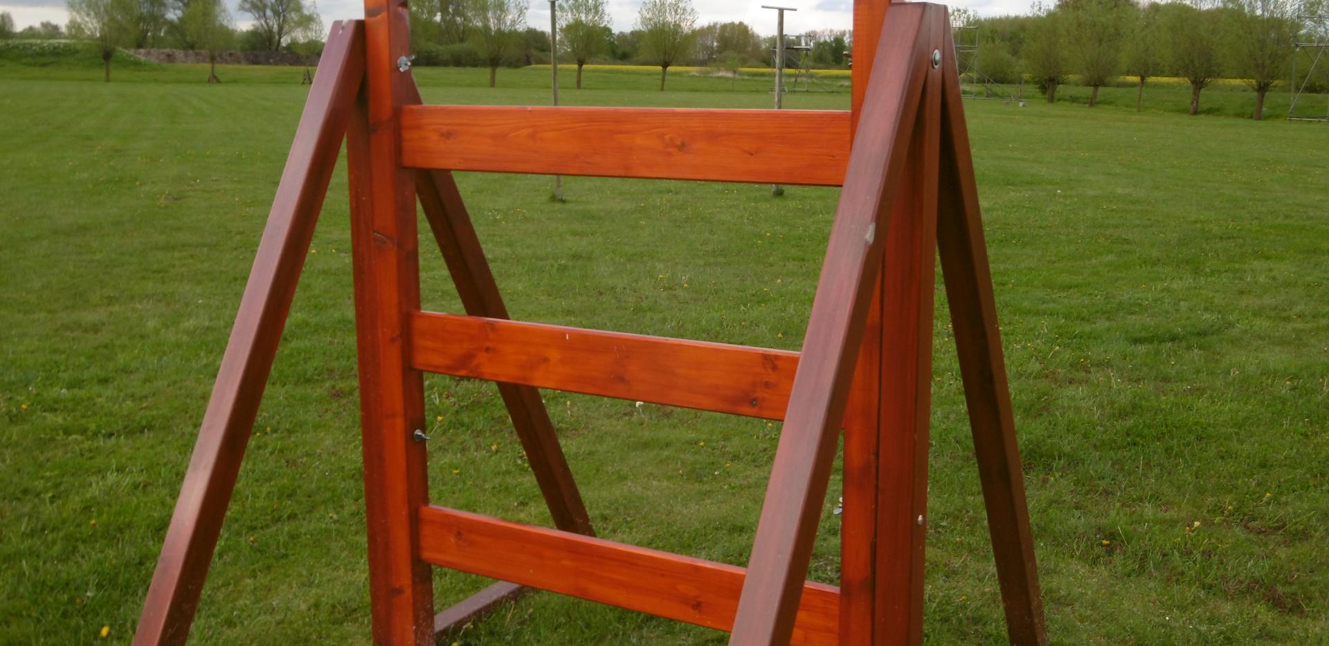 WENCK Holzbau-Konzepte - Spielgeräte