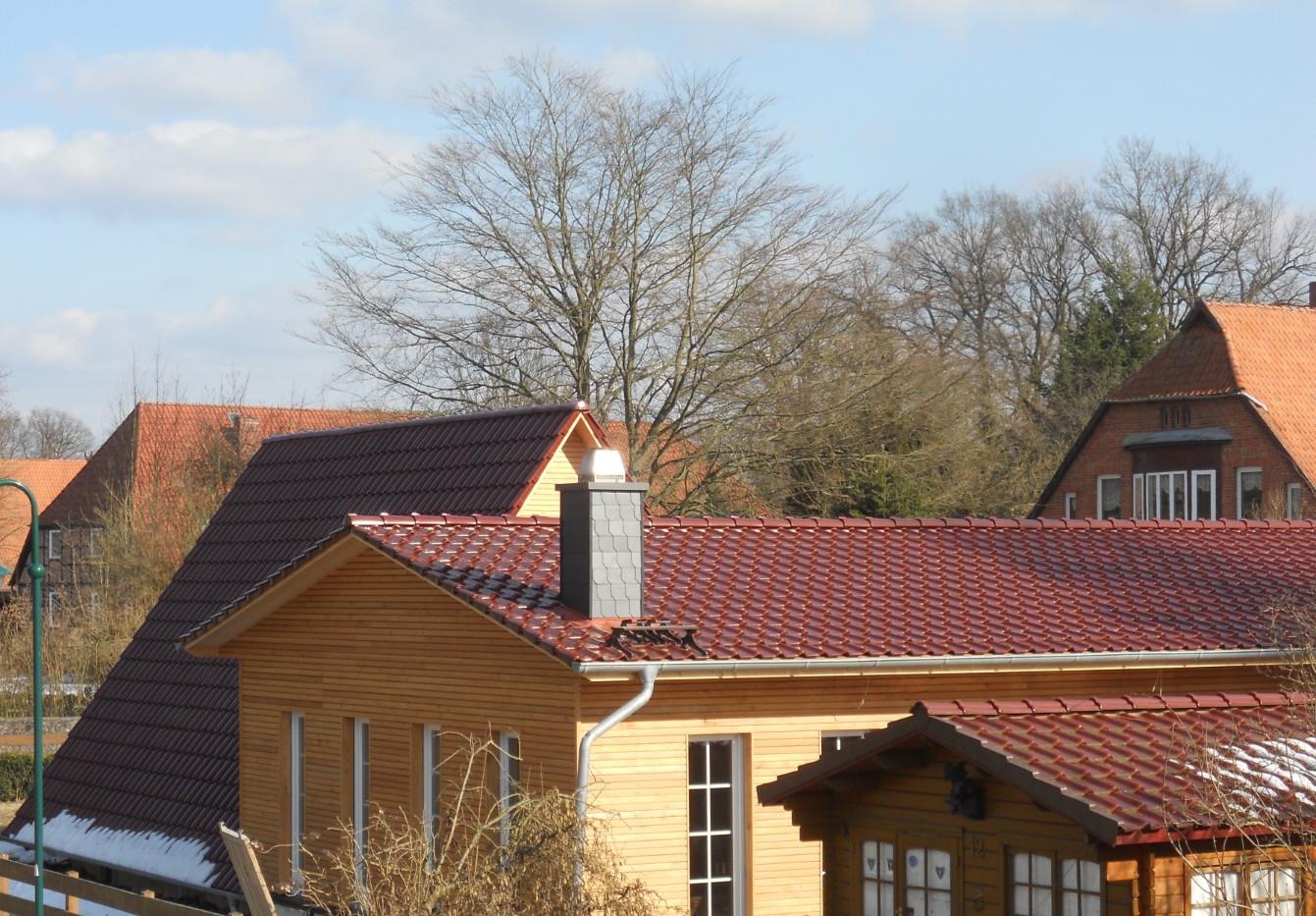 WENCK Holzbau-Konzepte - Holzfassaden