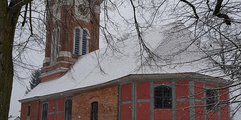 Jahreshauptversammlung Förderverein zur Erhaltung der Dorfkirche