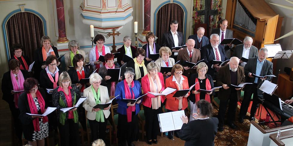 Frühlingskonzert in der Kirche