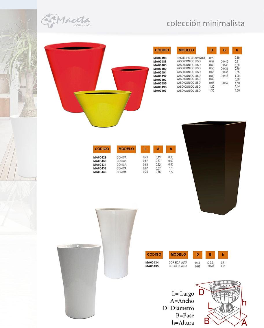 Macetas de fibra de vidrio con diferentes terminados y estilos. Fabricamos Productos de fibra de vidrio sobre proyecto: Arquitectura, Decoración, Hoteleria, Construcción, macetas minimalistas, dkomania