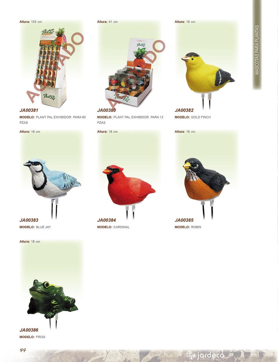 Jardeco, mascotas para plantas y jardines, decoración de interiores