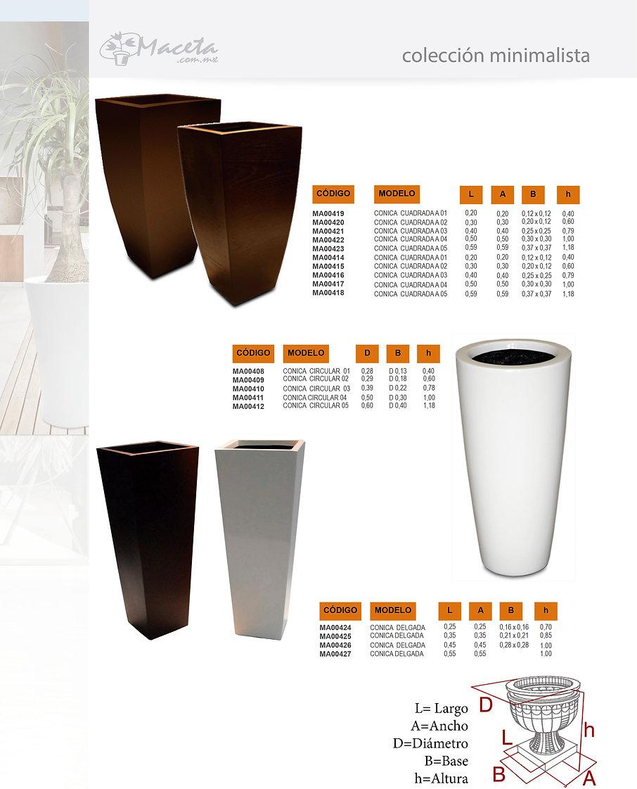 Macetas de fibra de vidrio con diferentes terminados y estilos. Fabricamos Productos de fibra de vidrio sobre proyecto: Arquitectura, Decoración, Hoteleria, Construcción, macetas con luz, dkomania.
